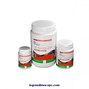 BIOFISH FOOD CHLORELLA - 150 Gr - M
