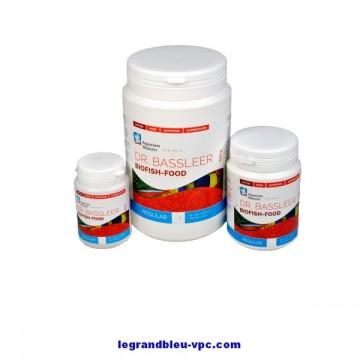 Dr BASSLEER BIOFISH FOOD REGULAR  -  60 Gr - M