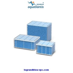 Aquatlantis Biobox recharge Easybox mousse fine. L