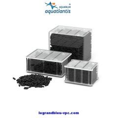 Aquatlantis BIOBOX recharge easybox CHARBON ACTIF - XS