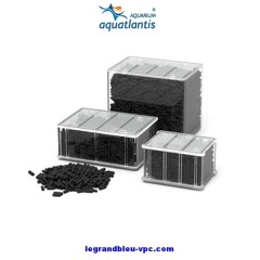 Aquatlantis BIOBOX recharge easybox CHARBON ACTIF - S