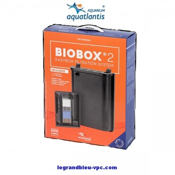 FILTRE BIOBOX 2 AQUATLANTIS