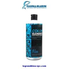 COLOR éléments blue/purple FAUNAMARIN
