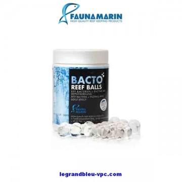 BACTO REEF BALLS 250ml FAUNAMARIN
