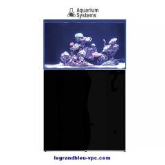 L'AQUARIUM 370L NOIR Aquarium Systems