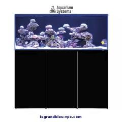 L'AQUARIUM 720L NOIR Aquarium Systems
