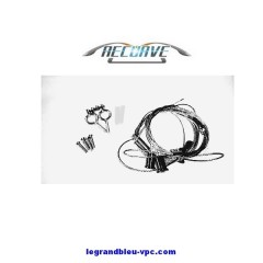 KIT DE SUSPENSION RECURVE Maxspect