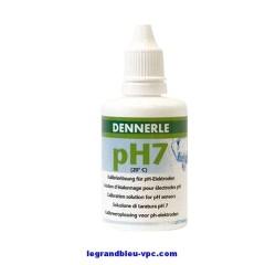 SOLUTION ETALONNAGE pH 7 - 50ml Dennerle
