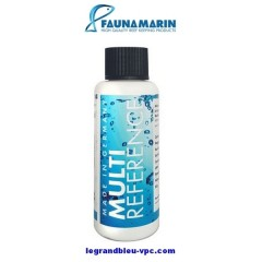 MULTI REFERENCE 100ml Faunamarin