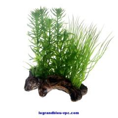 Hobby PLANTE PLASTIQUE FLORA ROOT 2- S-17cm