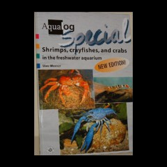 AQUALOG Shrimps, crayfishes and crabs