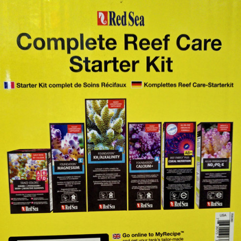 Complete Reef Care Starter Kit