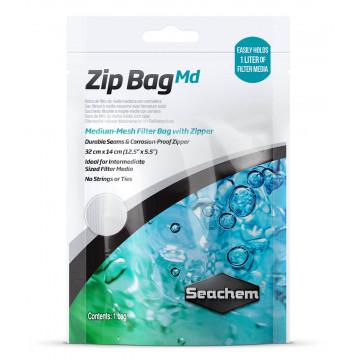 ZIP BAG Md filet pour masse de filtration Seachem