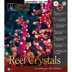 REEF CRYSTALS 4KG Aquarium systems