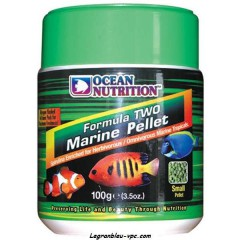FORMULA TWO PELLETS small 100gr Ocean Nutrition