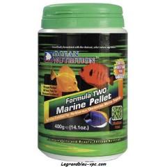 FORMULA TWO granules médium 100gr Ocean Nutrition