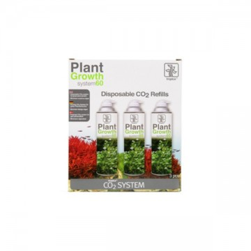 CO2 Tropica Recharge System 60