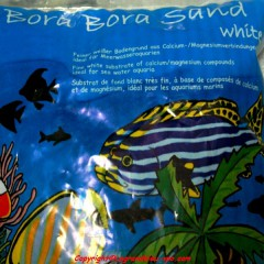 BORA BORA SAND WHITE - 8 Kg