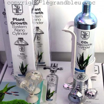 CO2 Tropica Plant Growth System Nano