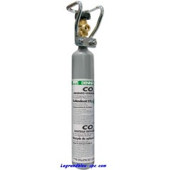 BOUTEILLE CO2 RECHARGEABLE - 350 GR