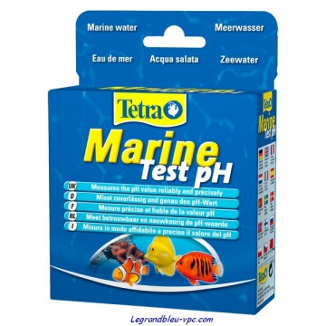 TETRA TEST PH MARINE