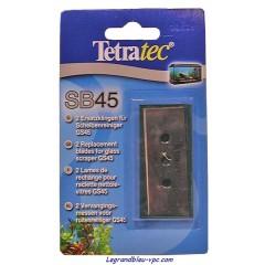 TETRAtec LAMES rechange raclette GS 45