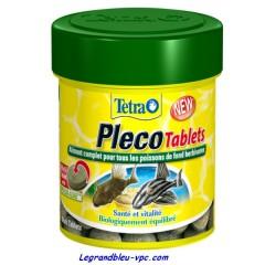 TETRA PLECO TABLETS 120 COMPRIMES