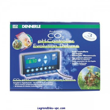 PH Controleur Evolution Deluxe DENNERLE