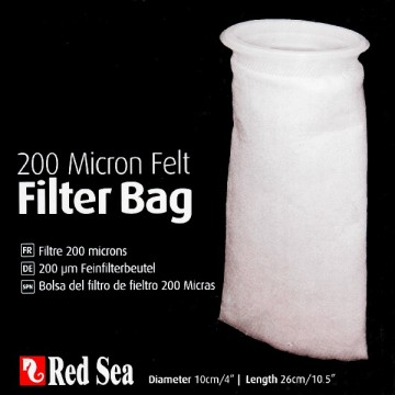 FILTER BAG 200 MICRONS RED SEA