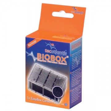 Aquatlantis BIOBOX recharge easybox CHARBON - S