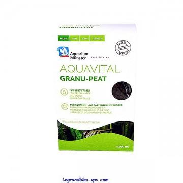 AQUAVITAL GRANU-PEAT. Aquarium Munster