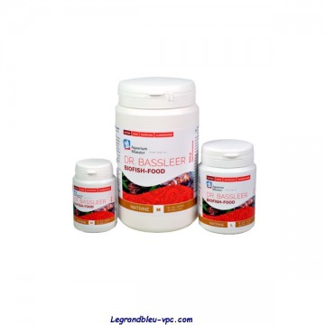 BIOFISH FOOD MATRINE Dr BASSLEER. 60 Gr - M