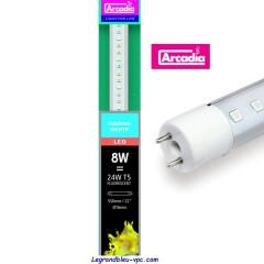 T5 LED MARINE WHITE PRO 55cm 8 watts - ARCADIA