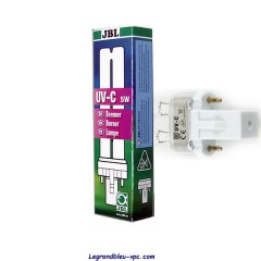AMPOULE  UVC  5W JBL