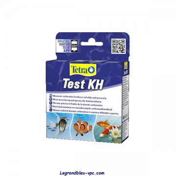 TETRA TEST KH - dureté carbonatée