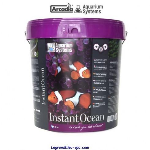 INSTANT OCEAN 25KG Aquarium systems