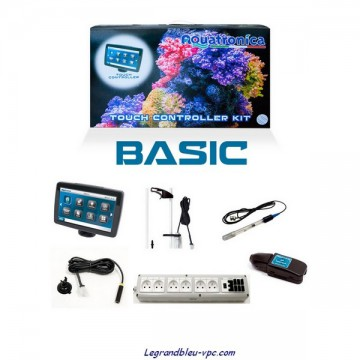 CONTROLEUR TACTILE BASIC KIT  AQUATRONICA