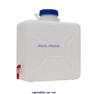 BIDON A ROBINET REFILL DEPOT 16L AquaMedic