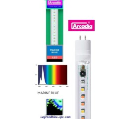 T5 LED MARINE BLUE PRO 89,5cm 12 watts ARCADIA