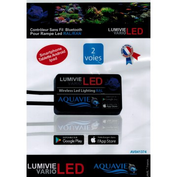 CONTROLEUR  VARIOLED LUMIVIE Wireless Bluetooth