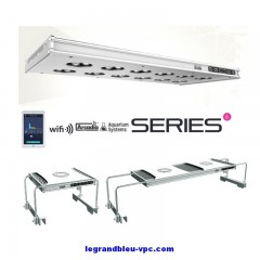 Rampe Led Aquarimu Systems SERIES 6-45 . 132 watts