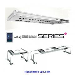 Rampe Led Aquarium Systems SERIES 6-60 . 176 watts
