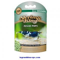 Shrimp King ALGAE POPS 40gr Dennerle