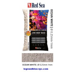 Red Sea LIVE REEF BASE Blanc