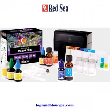 Red Sea Marine Care Multi Test