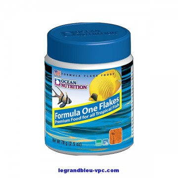FORMULA ONE FLAKES 70 gr Ocean Nutrition