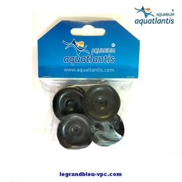 Aquatlantis 4 VENTOUSES pour Biobox