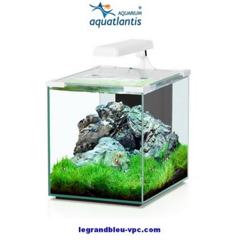 NANO CUBIC 20 BLANC Aquatlantis