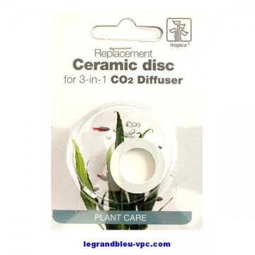 Disque céramique Tropica 3en1 co2 diffuseur