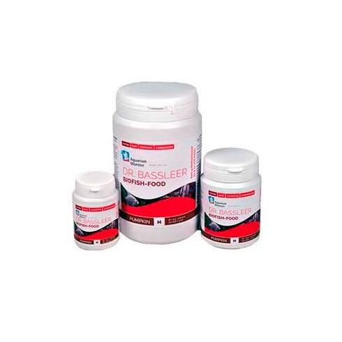 Dr BASSLER BIOFISH FOOD PUMPKIN  -  170 Gr - XL